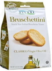 Asturi Classico Virgin Olive Oil Bruschettini