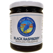Blue Heron - Black Raspberry Preserves