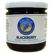 Blue Heron Sugar Free Blackberry Presereves