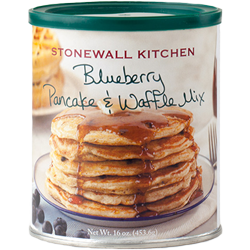 Stonewall Kitchen - Blueberry Pancake & Waffle Mix