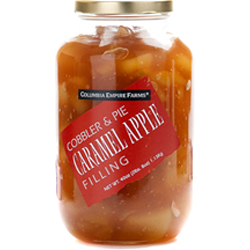 Columbia Empire - Caramel Apple Pie and Cobbler Filling