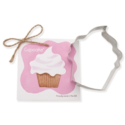 Cookie Cutter - Cupcake