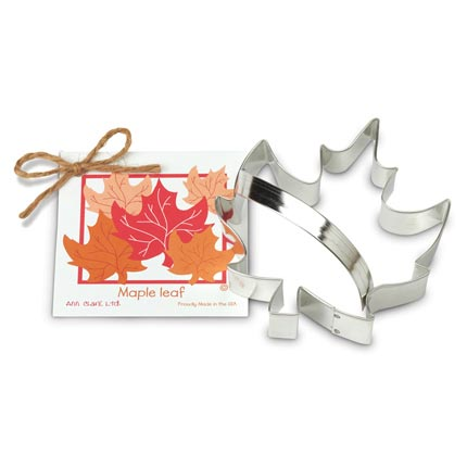 Cookie Cutter - Maple Leaf