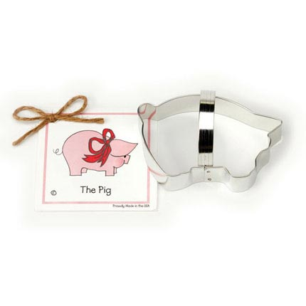 Cookie Cutter - Pig