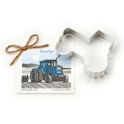 Cookie Cutter - Tractor