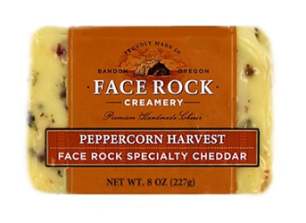Facerock Peppercorn Harvest Cheddar