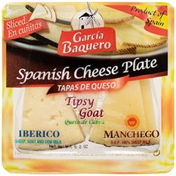 Garcia Baquero Spanish Cheese Plate
