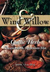 Wind & Willow Garlic Herb Cheeseball Mix