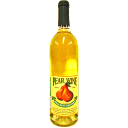 Hillcrest Orchard Pear Wine