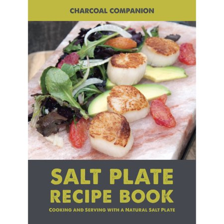 Himalayan Salt Plate Recipe Book