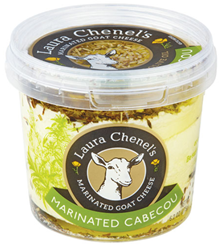 Laura Chenel Marinated Cabecou Goat Cheese