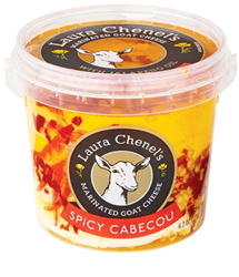 Laura Chenel Spicy Cabecou Goat Cheese