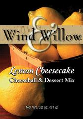 Wind & Willow Lemon Cheesecake Cheeseball Mix