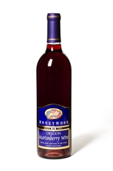 Honeywood Marionberry Wine