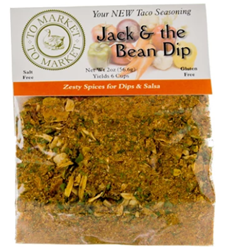 Market to Market - Jack and the Bean Dip