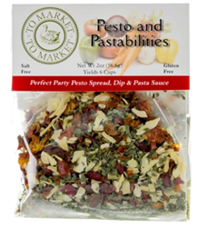 Market to Market - Pesto Pastabilities