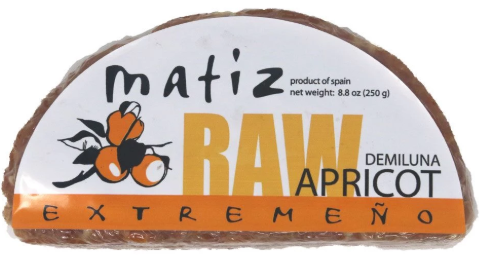 Matiz Apricot Fruit Bar