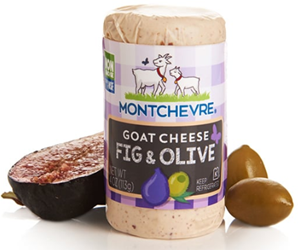 Montchevre Fig and Olive