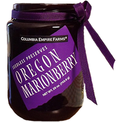 Oregon Marionberry Seedless Preserves