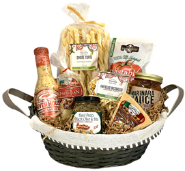 Pasta Party Gift Basket