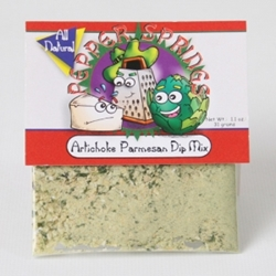 Pepper Springs - Artichoke Parmesan Dip Mix