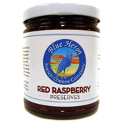 Blue Heron - Red Raspberry Preserve