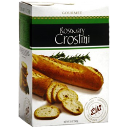 Elki - Rosemary Crostini