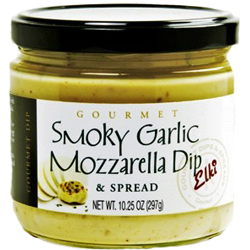 Elki - Smoky Garlic Mozzarella Dip