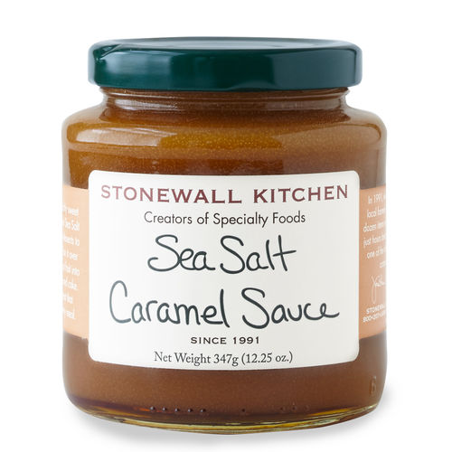 Stonewall Kitchen - Sea Salt Caramel Sauce