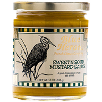 Blue Heron - Sweet & Sour Mustard