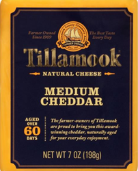 Tillamook Medium Cheddar