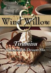 Wind & Willow Tiramisu Cheeseball Mix