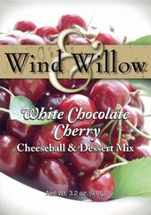 Wind & Willow White Chocolate Cherry Cheeseball Mix