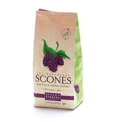 Red Raspberry Scone