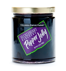 Huckleberry Habanero Pepper Jelly