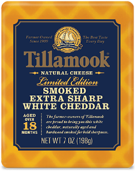 Smoked Extra Sharp White Cheddar