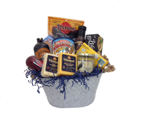 Fathers Day Munchies Basket
