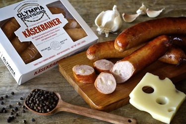 Olympia Provisions - Kasekrainer Sausage