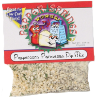 Pepper Springs - Peppercorn Parmesan Dip Mix