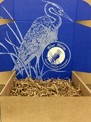 Blue Heron Gift Box